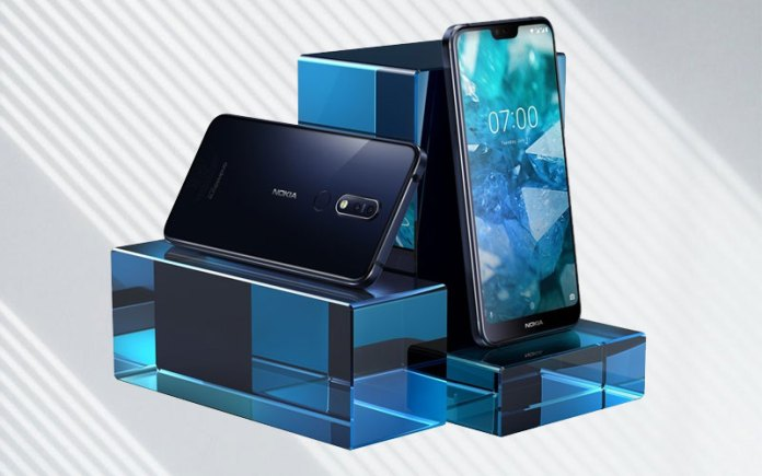 Nokia 7.1 Official Android One Android Pie HMD Global