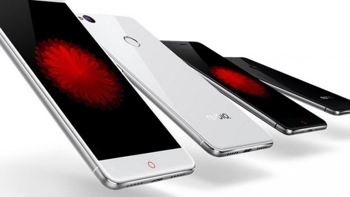 Nubia Android Oreo Snapdragon 845 MWC 2018