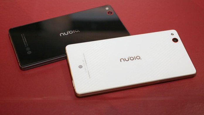 Nubia Z9 Max Android Oreo Snapdragon 845 MWC 2018