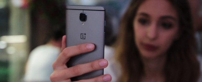 OnePlus 3 and OnePlus 3T will even receive Face Unlock technology