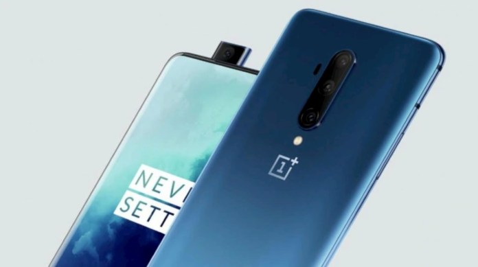 OnePlus 7T Pro unveiled at no-one event