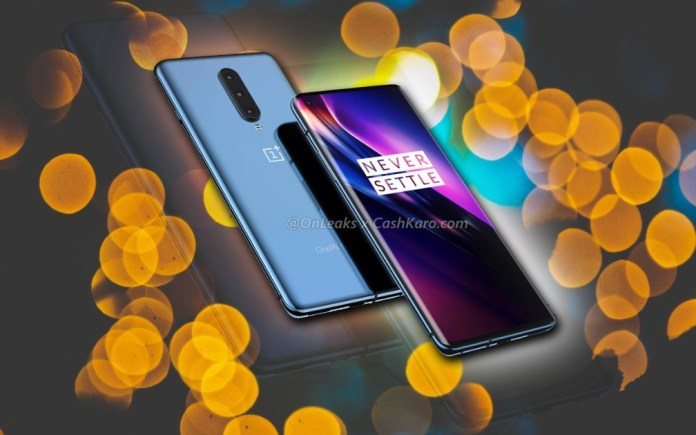 OnePlus 8: This could be the next high-end design!