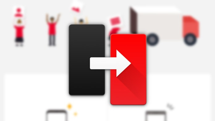 Apple iPhone AppStore OnePlus Switch Google Play Store