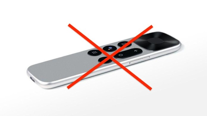 OnePlus regrets and radically changes control of your Smart TV