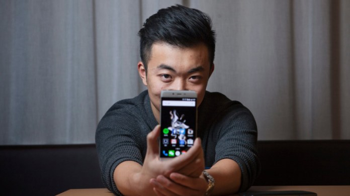 OnePlus Android smartphone Carl Pei Reuters