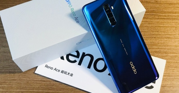 Oppo Reno Ace is official: you know the new high end that costs only € 400!