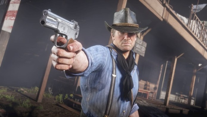 Red Dead Redemption 2. PC news finally hits PlayStation 4