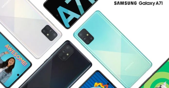 Samsung Galaxy A71 is official and its cameras impress!