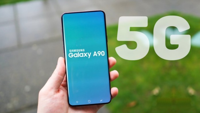 Samsung Galaxy A90 will have a version with 5G
