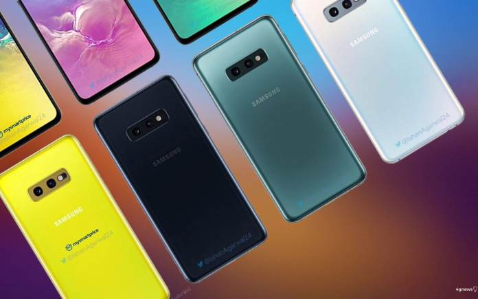 Samsung Galaxy S10 and S10e: All the colors of the new smartphones
