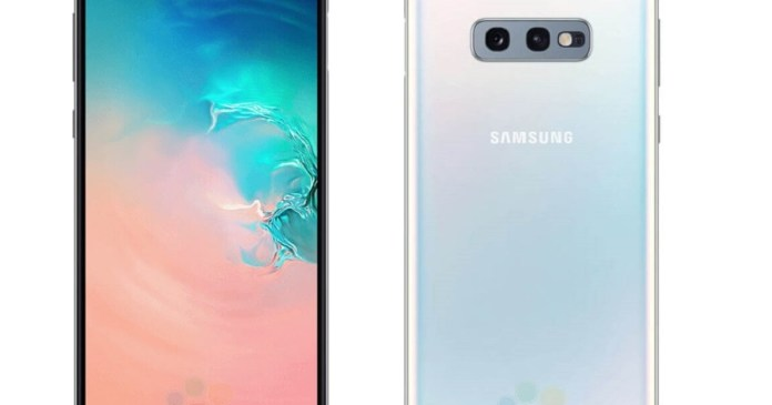 """Samsung Galaxy S10e: the supposed """"cheap"""" family smartphone"""