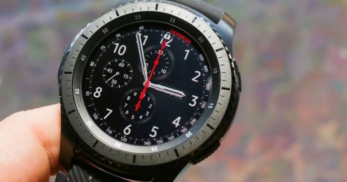 Samsung Gear S4: Smartwatch with Tizen OS could arrive later this year