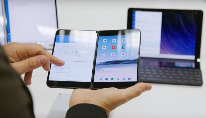 Samsung Secures Patent for Direct Surface Duo Competitor