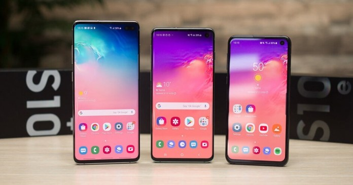 Samsung patent reveals what Samsung Galaxy S11 might look like