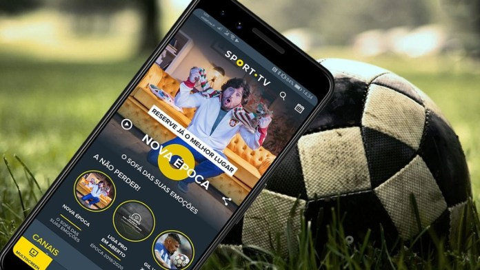 Sport TV has a new free application for Android and iOS even for non-customers!