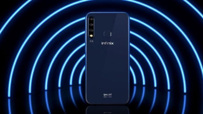 This Infinix smartphone has a super battery and triple camera for under 90 €