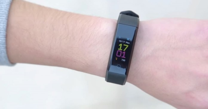 This competitor smartband for Xiaomi Mi Band 3 costs only € 5