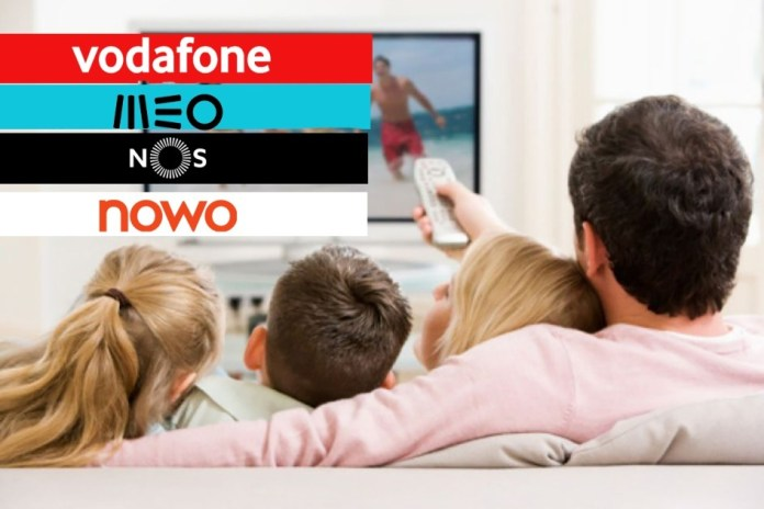 Vodafone, MEO, US and NOWO. Which is the best operator with NET and TV? (Poll)