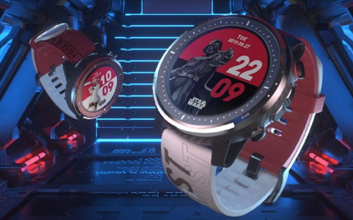 Xiaomi Launches Exclusive Star Wars Edition of Amazfit Sports Watch 3