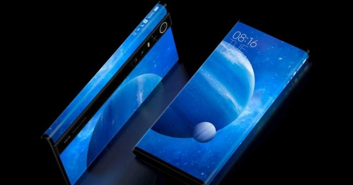 Xiaomi Mi MIX Alpha: Video shows luxurious smartphone unboxing of the future