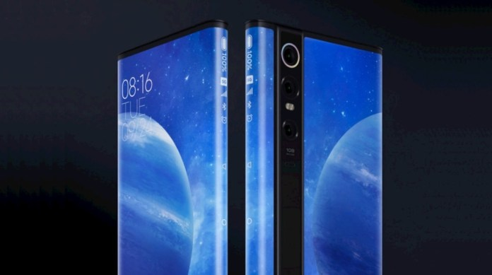 Xiaomi Mi Mix Alpha is official: knows the true smartphone of the future