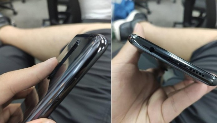 Xiaomi Redmi Note 8 Pro: Real images show a little bit of the smartphone