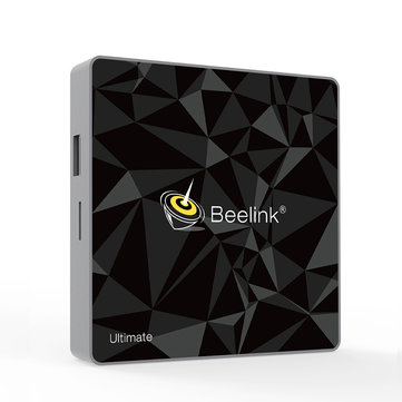 Beelink GT1-A S912 3GB 32GB 1000M LAN 5G WIFI bluetooth 4.0 Android 4K TV Box Support Voice Control
