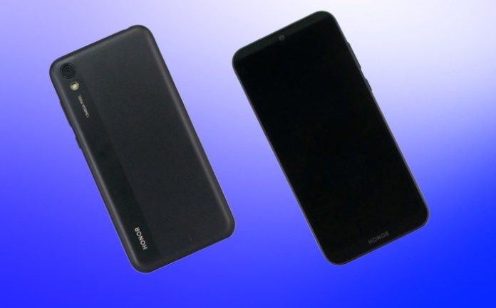 Mysterious Huawei Honor