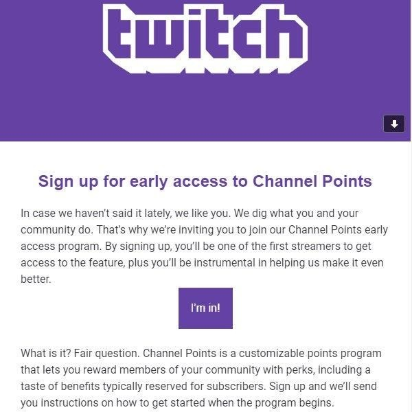 Twitch Virtual Currency