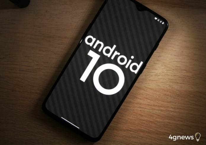OnePlus 6T Android 10