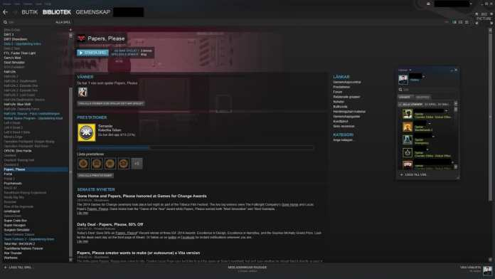 The current Steam layout; Do you believe you are at least 6 years old?