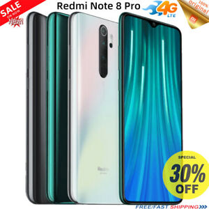 XIAOMI REDMI NOTE 8 PRO/NOTE 8T/NOTE 10 32GB 64GB 6/128GB 4G PHABLET SMARTPHONE