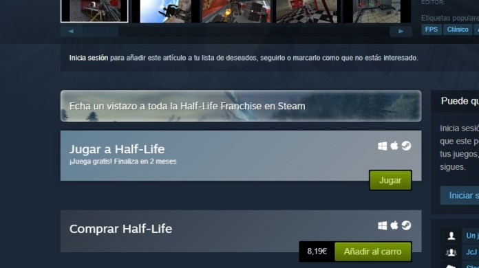 Download Half-Life for free