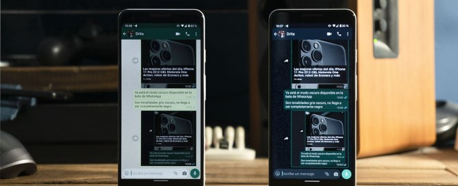 How to activate the dark mode of WhatsApp