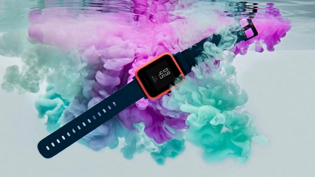 Amazfit about to present its new smartwatches in Europe