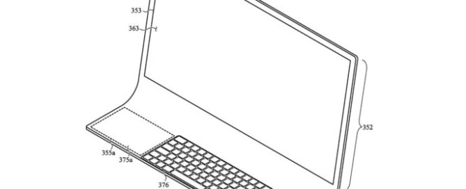 Apple Mac computer patent