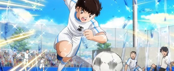 Captain Tsubasa: Rise of New Champions announced for (almost) all platforms!