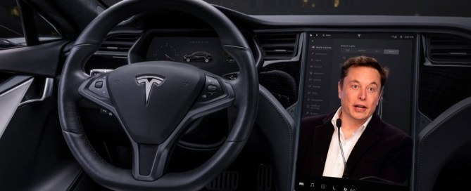 Tesla cars will be able to talk to passengers soon! Guarantees Elon Musk (video)
