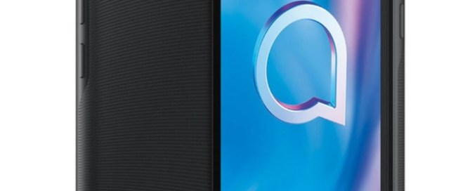 Pure Android with Alcatel 1B Go Edition