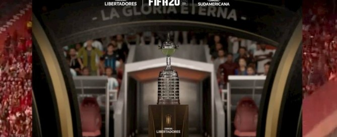 Copa Libertadores reaches FIFA 20. You know everything about the update
