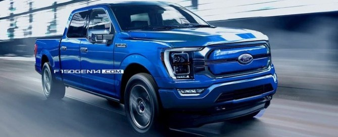 Ford F150 electric may be what Tesla lovers always want!