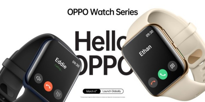 OPPO Watch android smartwatch