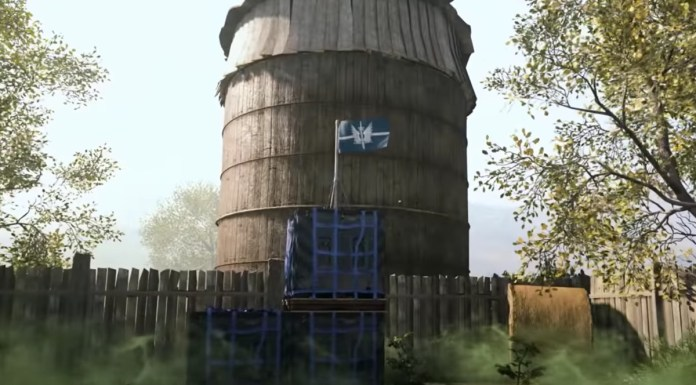 Call of Duty Parkour