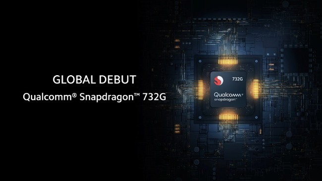 Qualcomm Snapdragon 732G from Xiaomi