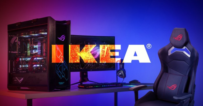 IKEA and Asus ROG will give gamers what they want