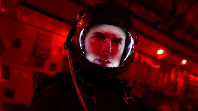 Tom Cruise SpaceX