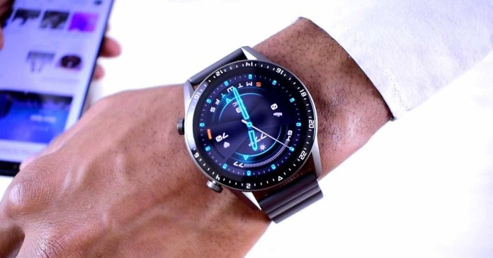 See what Huawei's first smartwatch with HarmonyOS will look like (video)