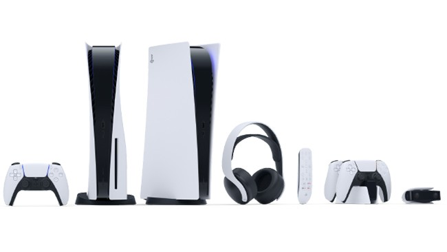 Official PlayStation 5 Accessories