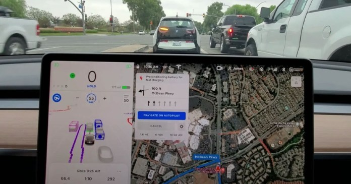 Tesla Autopilot: video shows trip (almost) totally done with autopilot!