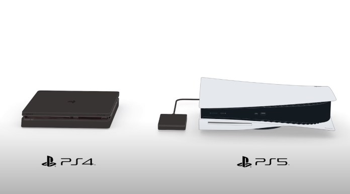 PS5 data